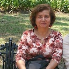 Olga Amparo Kullanıcı Profili