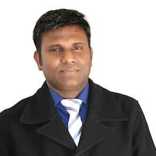 Gebruikersprofiel Krishnakumar