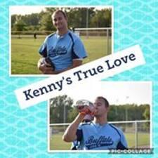 Perfil do usuário de Kenny