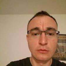 Profil utilisateur de Jure