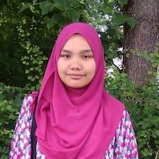 Mahfuzah User Profile
