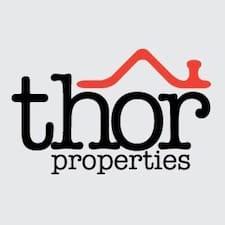 Perfil do usuário de Thor