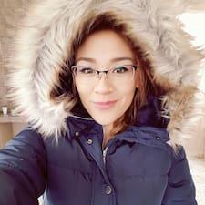 Profil utilisateur de Stefanie Lizbeth
