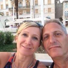 โพรไฟล์ผู้ใช้ Véronique & Eric