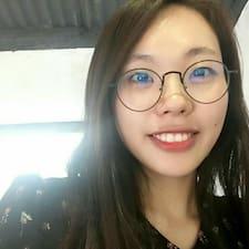 Perfil do utilizador de Sangeun