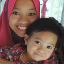 Profil utilisateur de Siti Hamizah