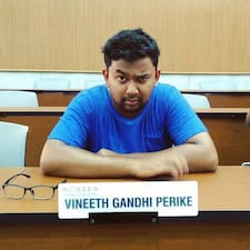 Vineeth Gandhi User Profile