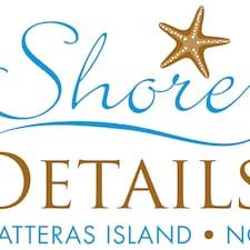 Shore Details用戶個人資料