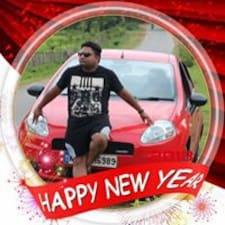Profil Pengguna Avinash Ganathe