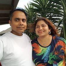 Edwin & Riona felhasználói profilja