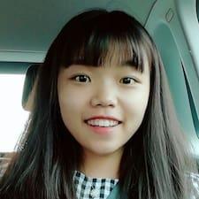 Wentao felhasználói profilja