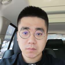 Perfil do utilizador de Xinru