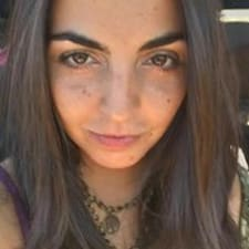 Användarprofil för Camila