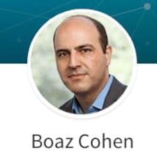 Henkilön Boaz käyttäjäprofiili