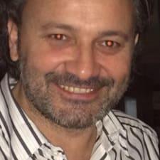 Profil utilisateur de Antonio Jose