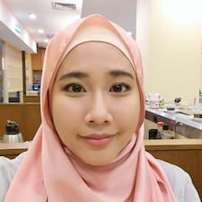 Nutzerprofil von Hanisah