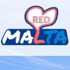 Perfil do usuário de Red Malta