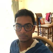 Henkilön Sandeep käyttäjäprofiili