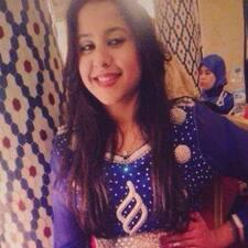 Fatima Zohra - Uživatelský profil