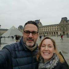 Rachel & Jalal Brugerprofil