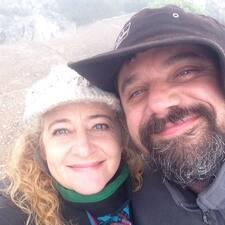 Mandi & Jason Brukerprofil