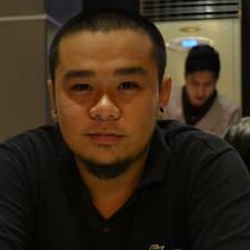 Micko felhasználói profilja