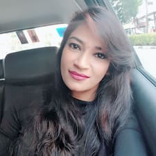 Priya User Profile
