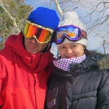Olga And Robert Superhost házigazda.