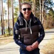 Aleksandr felhasználói profilja