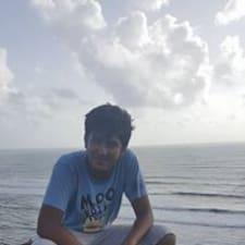 Profil Pengguna Nikhil