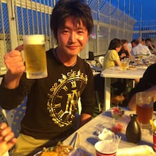 Perfil de usuario de Takuma
