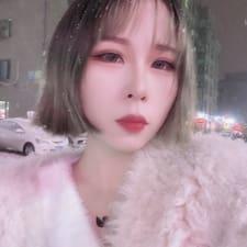 Perfil do usuário de 祎晗