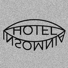 Hotel Insomnia User Profile