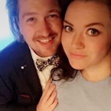 Cecilie & Michael Brukerprofil