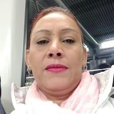 Profil Pengguna Angélica Maria