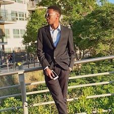 Perfil do utilizador de Macharia