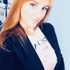 Profil korisnika Елена