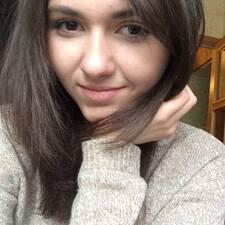 Profil utilisateur de Нелли