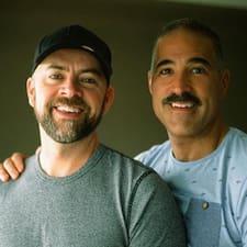 Profil uporabnika David & Mike