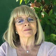 Profilo utente di Marìa Teresa