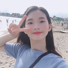 다영 felhasználói profilja