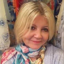 Profil utilisateur de Priscilla (Karmen)