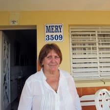 Профиль пользователя María De Los Ángeles