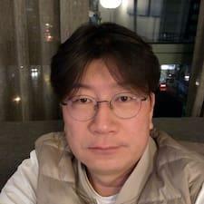 Profil utilisateur de Taewon