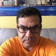 Rubén felhasználói profilja