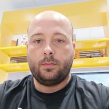 Balteiro felhasználói profilja