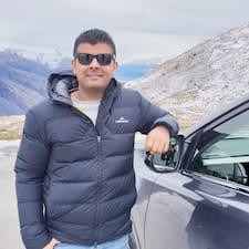 Bhavik Brukerprofil