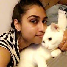 Zahra User Profile
