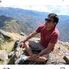 Harold felhasználói profilja