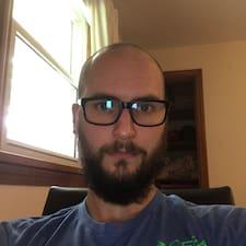 Perfil do usuário de Brett